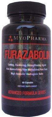 Myo Pharma Furazabolin 50mg, 60-Count