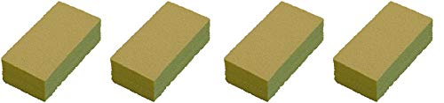 Zephyr 56136 Dover Dry Rubber Smoke Sponge, 6'' Length x 1-3/4'' Width x 3'' Height (Case of 36) (4-(Pack)) by Zephyr (Image #1)
