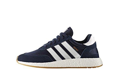 adidas Iniki Runner, Zapatillas para Hombre Azul (Collegiate Navy/ftwr White/gum 3)