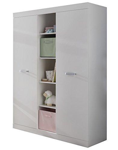 Trendteam Smart Living Babyzimmer Kleiderschrank Schrank Ronja 120