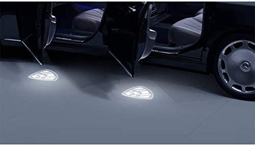 Proyector LED de Mercedes-Benz, logotipo de Maybach, 2 piezas ...