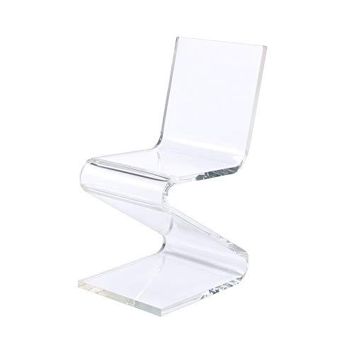 Picket House Furnishings Peek Acrylic Z-Chair ()