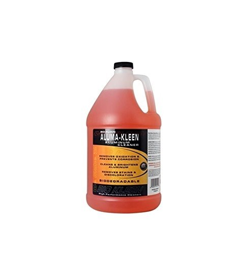 Bio-Kleen M00109 'Aluma Kleen' Aluminum Cleaner - 1 Gallon (Quantity 4)