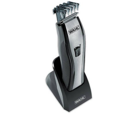 Wahl CORDLESS Beard Trimmer and Mustache/Hair Trimmer with Built-In Locking Adjustable Guide Comb by Wahl