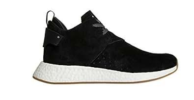 adidas Originals Mens NMD_c2 Black Size: 4