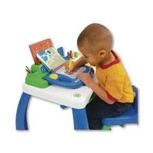 Amazon Com Leappad Leap Frog My First Learning Desk Toys