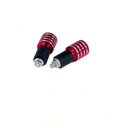 Stabilizzatori Contrappesi Bilancieri Manubrio Universali Moto Scooter Blu A-PRO 5180000021887