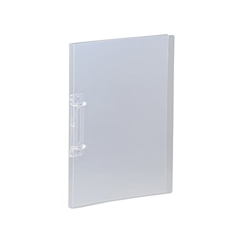 [해외]リヒトラブ 플랫 트위스트 링 파일 A4S 2 구멍 젖 F3900-1 / Richtrab Flat Twist Ring file A4S 2-hole milk white F3900-1