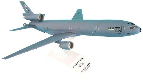 Daron Skymarks KC-10 USAF Mcguire AFT New Livery Airplane Model Building Kit, ()