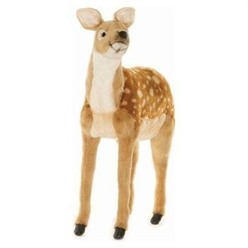 Hansa Plush - 32 Large Standing Bambi Deer by Hansa Hansa Hansa 3c39ad