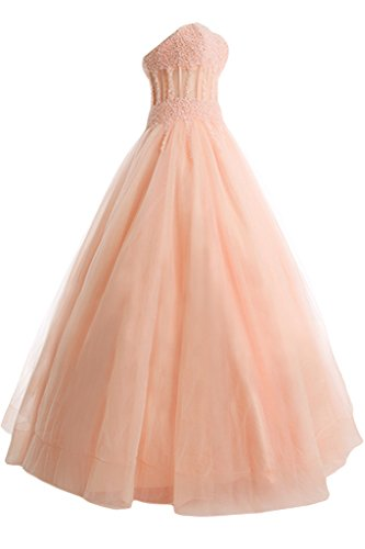 Sunvary Pink da Abito Orange Donna sposa P6HwqT