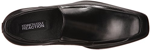 REACTION Cole Kenneth Famous Men's Slip Black On Face OSWq5xa