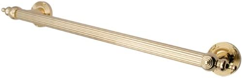B001TABTE6 Kingston Brass DR710182 Designer Trimscape Templeton Grab Bar 18-Inch with TL TIP, Polished Brass 316mUnwtQEL