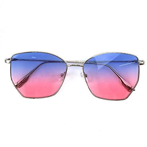 marco sol NIFG personalidad de de de Gafas simples sol gafas gafas de gran versátiles de verano 6qX8rwq