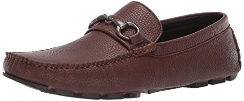 - Unlisted by Kenneth Cole Men's Hope Lake Driving Style Loafer Brown 10.5 M US