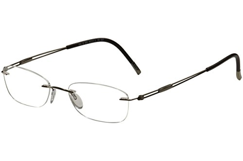 Silhouette Eyeglasses Titan Next Gen Chassis 5227 6052 Optical Frame - Silhouette Frames Optical