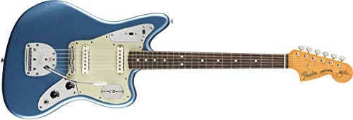 Fender Johnny Marr Jaguar Lake Placid Blue w/Hardshell Case