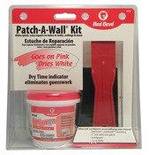 Red Devil 0579 Lighten Up 5 Pint PatchAWall Repair Kit