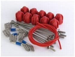 Standard Grip Assembly Kit/ /Long Tail Red For Weights Gemini