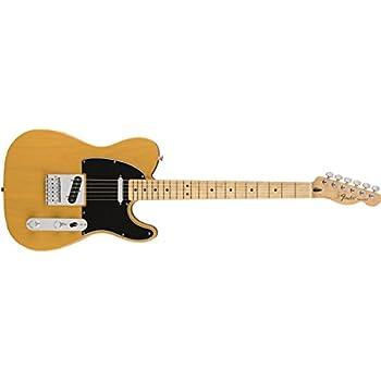 Fender Standard Telecaster Electric Guitar - Maple Fingerboard - Butterscotch Blonde