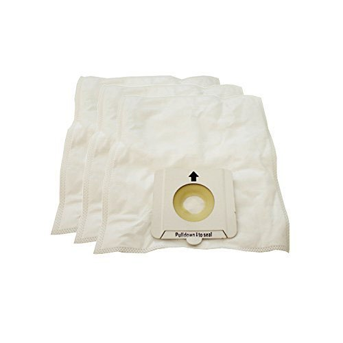 Opticlean Replacement - Bissell 42Q8 Opticlean Canister Vacuum Bags, 3 bags per pk # 2138059