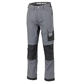 JCB Workwear Trade Rip Stop - Pantalón de deporte (65% poliéster ...