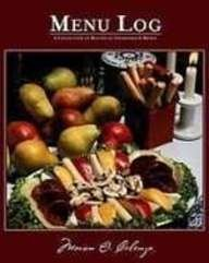 Download Menu Log: A Collection Of Recipes As Coordinated Menus pdf