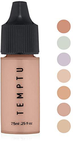 Temptu Perfect Canvas Airbrush Color Corrector Salmon Bottle,  0.25 Fl Oz