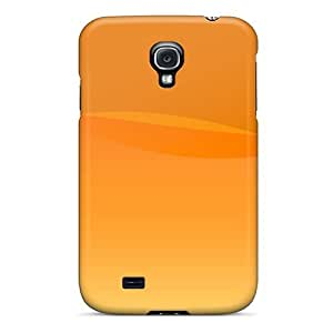 For Galaxy S4 Tpu Phone Case Cover(firefox Cartoon)