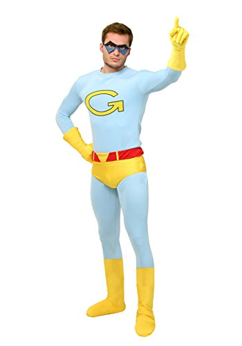 Fun Costumes Deluxe Gary Costume X-large (Costume Duos)