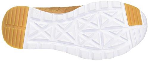 Blanc Blanc Doré Chaussures Marron Lin Gomme Lin Prem de Clair Nike Homme Skate Trainerendor qv06w6