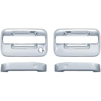 Amazon Com Putco Chrome Door Handle Covers For Ford F150