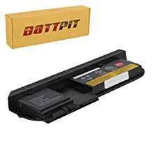 Battpit™ Laptop / Notebook Battery Replacement for Lenovo ThinkPad X220 Tablet 4299-2WU (4400 mAh) (Ship From Canada)