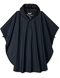 Charles River Apparel unisex child Pacific Poncho, Navy, One Size US