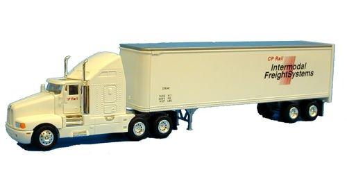 (Model Power HO L-Haul Semi/Trailer, CPR/Intermodal)