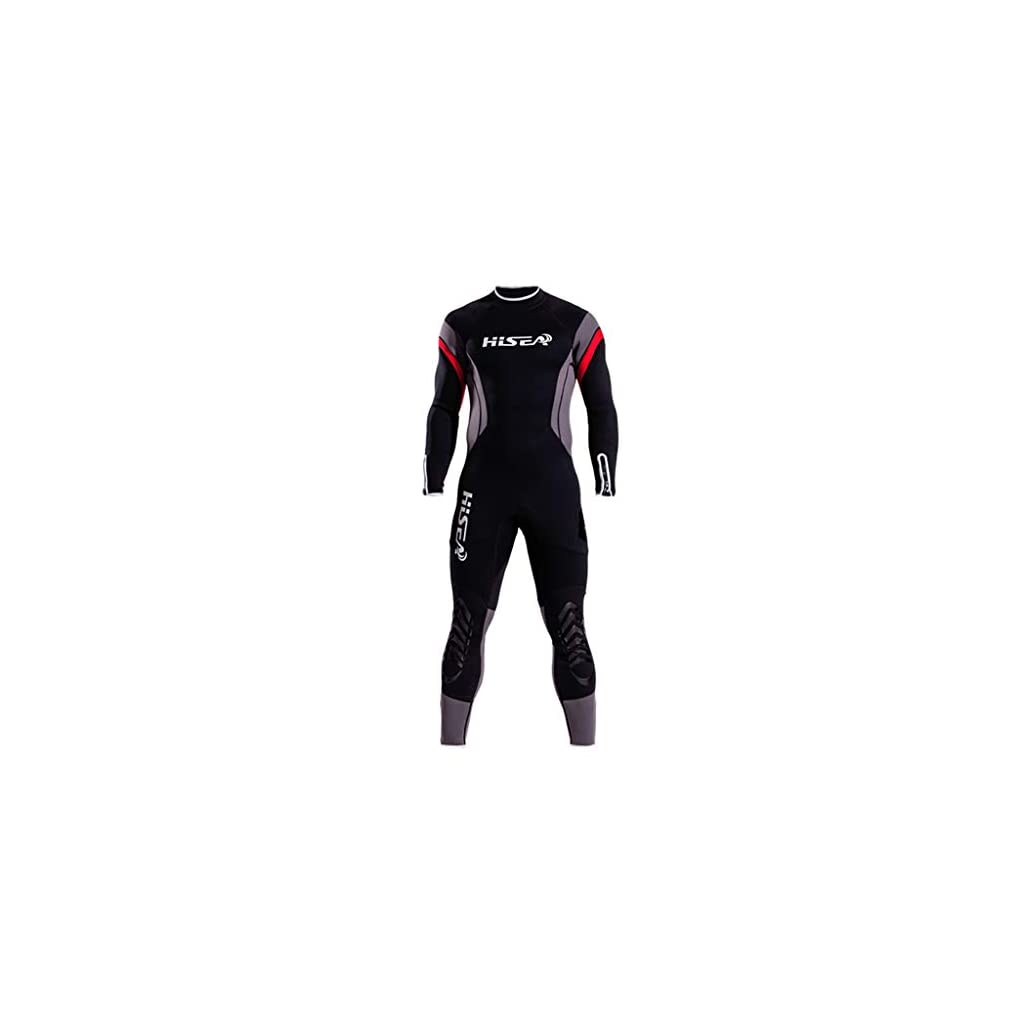 Spbamboo Wetsuit Suit Long-Sleeved Diving Swimsuit Warm Sunscreen Surf Diving Suit