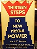 img - for Thirteen Steps Tp New Personal Power book / textbook / text book