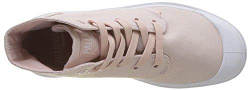 Palladium A Rosa Whip Sneaker Hi Pampa Blanc peach Donna Collo K74 Alto 4wxqr4Iv8g