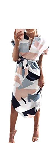 Knee Length Dress - 3