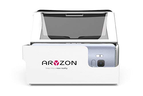 Aryzon 3D AR Headset - Smartphone Powered Augmented Reality Glasses