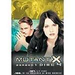 Mutant X: Season 1, Disc 4