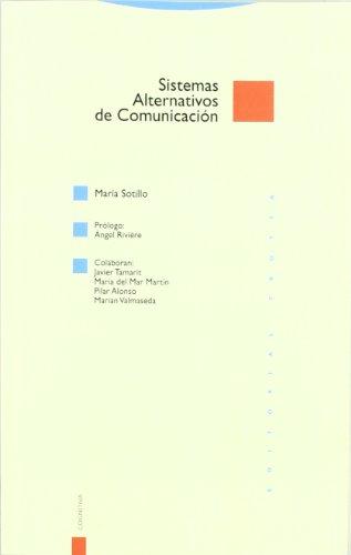 Descargar Libro Sistemas Alternativos De Comunicación María Sotillo