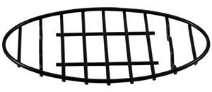 Danesco Roasting Rack - Oval - 6x9 Inch - Non-stick