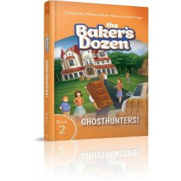 The Baker's Dozen #2: Ghosthunters!