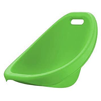 Awesome Scoop Rocker Chairs American Plastic Toys Childrens Rocking Seat (Green)