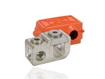 Xscorpion tt b blue gauge t tap connector per bag