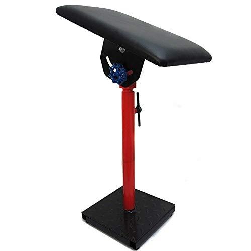 CIQING Tattoo Arm Leg Rest Chair Adjustable Tattoo handrail tattoo equipment Tattoo hand bracket Studio Tripod Stand – Black