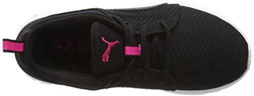 Pink 03 Black Women's Trainers Puma Black Carson Mesh cwUAHqSY0