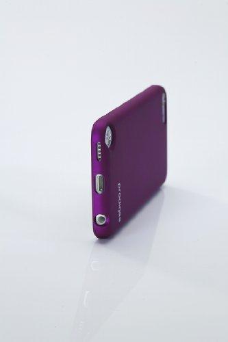 prodigee–, purple viola Fur iPod Touch 5Case Cover Custodia Caso