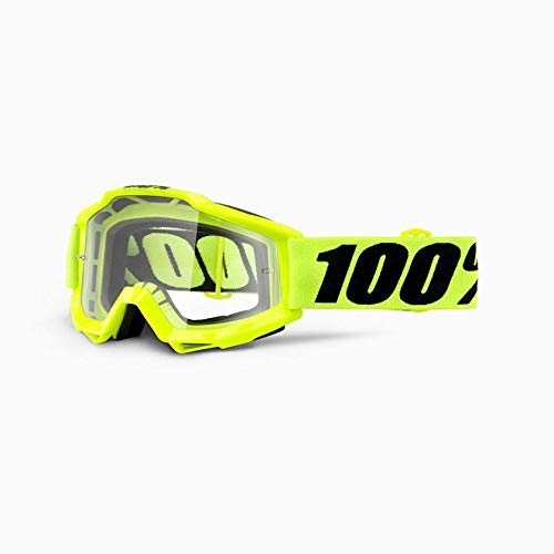 100% Youth Accuri JR Goggle-Fluo Yellow